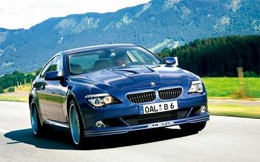 BMWアルピナ B6 S クーペ