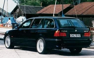 BMWアルピナ B10 ツーリングのカスタム情報