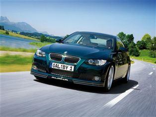 BMWアルピナ B3 BiTurbo クーペのカスタム情報