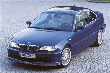 BMWアルピナ B3 クーペのカスタム情報