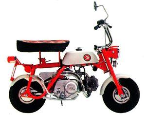 ホンダ モンキーZ50M