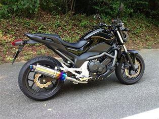 ホンダ NC700S
