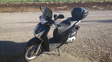 ホンダ SH 150 i