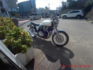 ホンダ CB1100EX