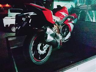 ホンダ CBR250RR