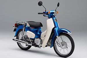 ホンダ スーパーカブ50(AA09型)