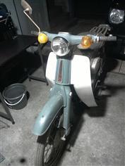 ホンダ スーパーカブc50z