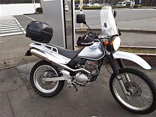 ホンダ SL230