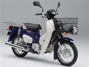 ホンダ スーパーカブ110プロ-JA42