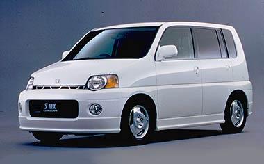 ホンダ S-MX