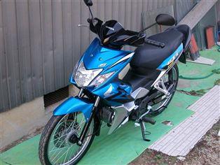 ホンダ CZ-i110