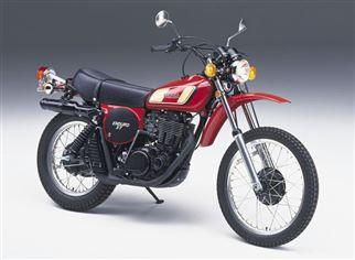 ヤマハ XT500