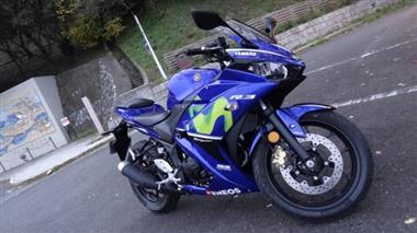 ヤマハ YZF-R3