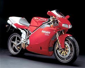ドゥカティ 998S