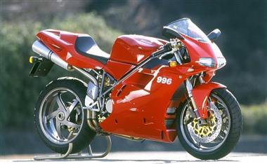 ドゥカティ 996