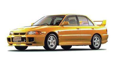 三菱 ランサーエボリューションIII