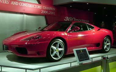 フェラーリ 360モデナ
