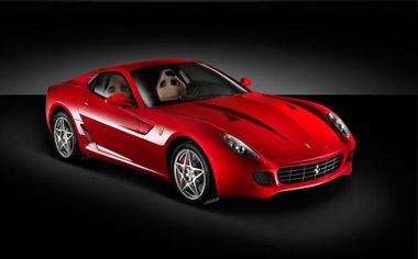 フェラーリ 599