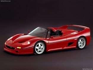 フェラーリ F50