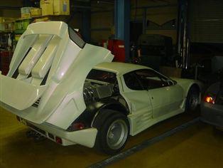 フェラーリ 512BB