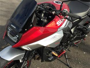スズキ GSX-S1000S KATANA