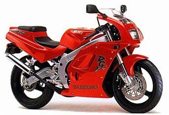 スズキ RG200Γ