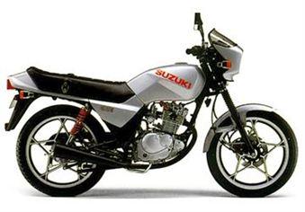 スズキ GS125E