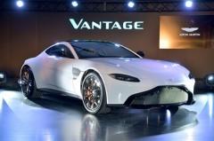 アストン 新型ヴァンテージ発表 AMG製4.0L V8ターボ搭載
