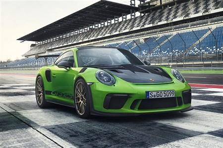 自然吸気エンジン911の最高峰、新型911 GT3 RS登場