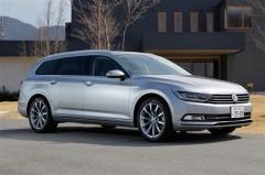 VWパサートにパワフルさが魅力のディーゼル追加