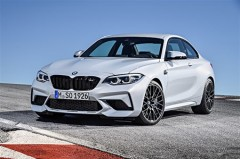 BMW M2クーペの特性をさらに引き伸ばす M2コンペティションを発表