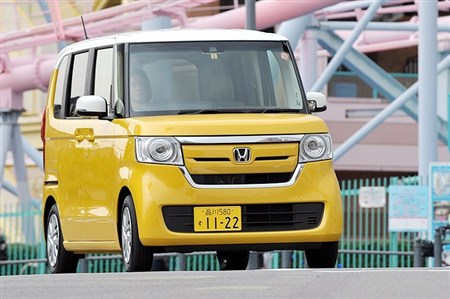 N-BOXはニトリ的ステキさで非自動車マニアを惹きつける有力国民車候補