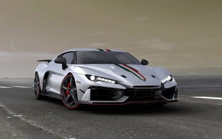 イタルデザイン 新型スポーツカー披露