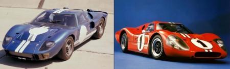 メーカー選手権のヒーローたち フォードGT40