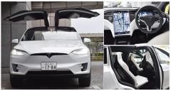 1210万円のEV、モデルX90Dがレンタカーに