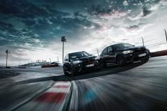 BMW X5 MとX6 Mに全身黒の特別仕様