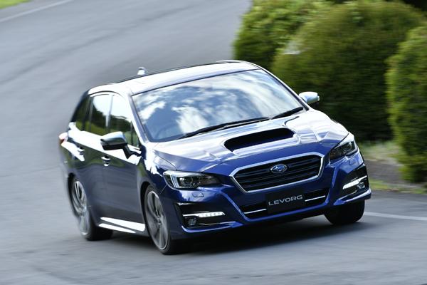 スバル 大幅改良したレヴォーグ、WRX S4に試乗 最終モデルにふさわしい熟成が進む