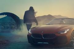 BMW コンセプトZ4の世界観 公式映像