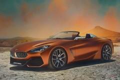 新型BMW Z4コンセプトの画像を入手