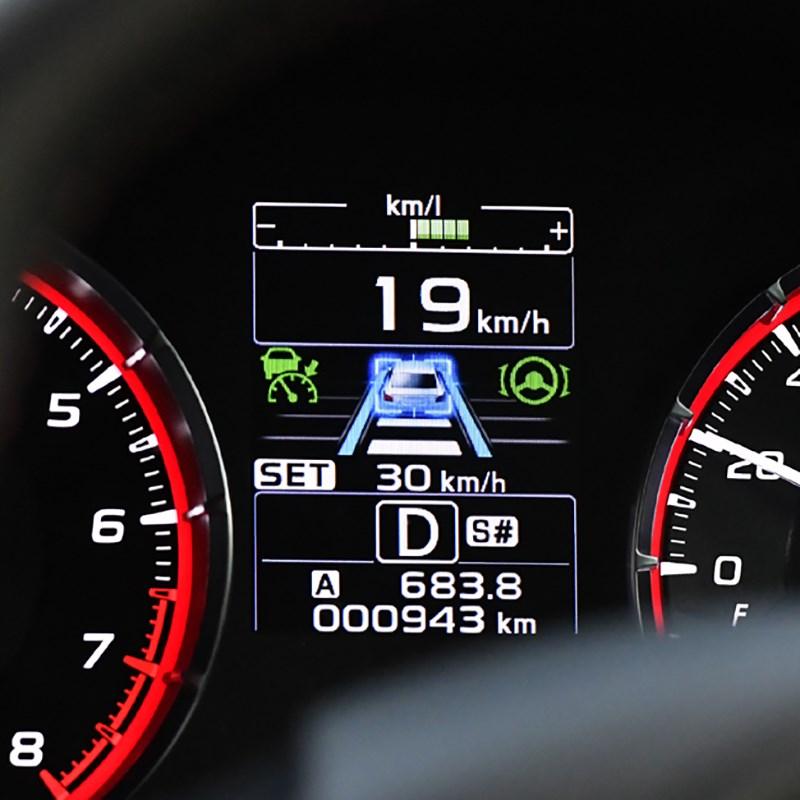 スバルの最新「アイサイト・ツーリングアシスト」を体験して、自動運転の難しさを知る