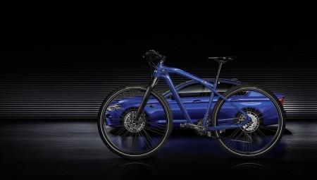 BMW M5をイメージさせるプレミアムな自転車は限定500台!
