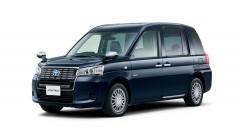 トヨタ、新型タクシー「ジャパンタクシー」を発売