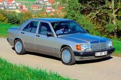 誕生から35年、名車メルセデス190を振り返る