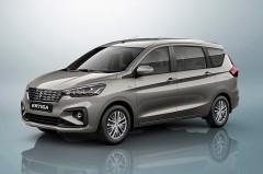 スズキ、インドネシアで7人乗りMPVの新型車を発売