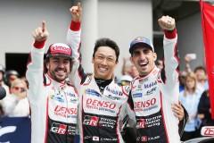 トヨタはル・マン優勝、過去の優勝ブランドの中でもっとも身近なブランドか