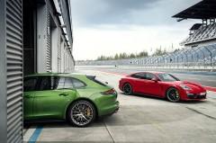 パナメーラにスポーツグレード GTSを追加 パワーは標準モデルの130ps増