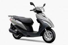 追い風が吹く125ccスクーター市場に「スズキアドレス」新色登場
