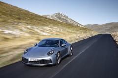 ポルシェ、新型911の空力のスゴさがわかる動画を公開