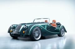 モーガン、新型車「プラス6」を初公開。新設計のシャシーにBMWの直6ターボを搭載