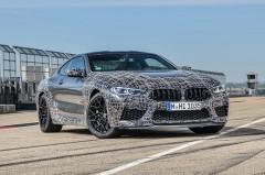 BMW M8に新採用のシステムを公開。ドライブフィールを自在に変更可能